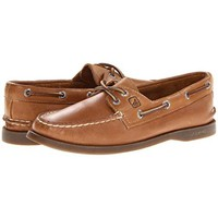 Sperry Top-Sider Authentic Original Mens Leather Boat Shoe, Size 8.5