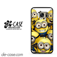 The Minions DEAL-10926 Samsung Phonecase Cover For Samsung Galaxy S7 / S7 Edge