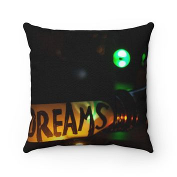 Dreams Lights Pillow