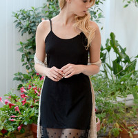 Layering Love Lace Slips