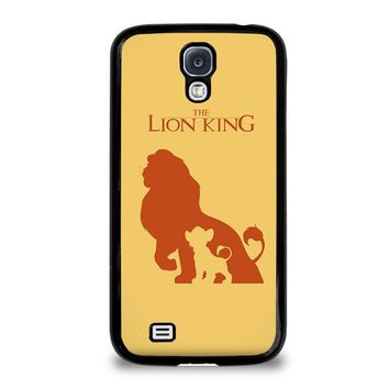 THE LION KING SIMBA Disney Samsung Galaxy S4 Case Cover