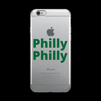Philadelphia Eagles Philly Philly iPhone Case Cover
