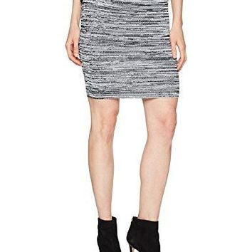 GUESS Women's Kaya Space Dye Mini Skirt