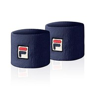 Fila Solid Wristbands