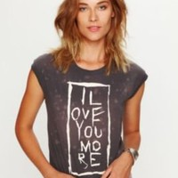 Free People Totally Tape Graphic Tee at Free People Clothing Boutique