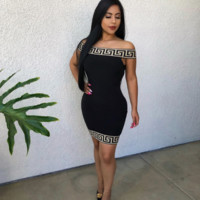 Versace Women strapless Bodycon Dress