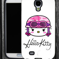 Hello Kitty Call of Duty-IPhone 5 case,IPhone 4,4S,Samsung Galaxy S2 i9100,Samsung S3 i9300,Samsung S4 i9500-B-2462013-13