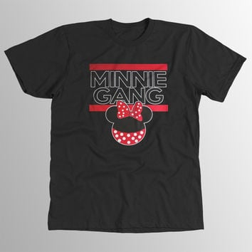 Cute Minnie Mouse Minnie Gang Shirt