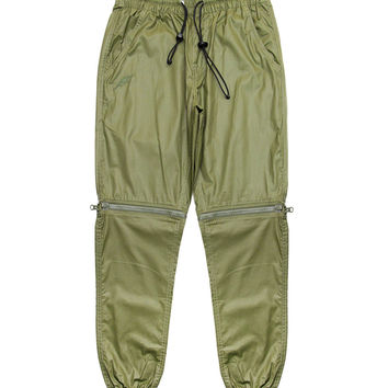 Publish Brand - Hester Zip-Off Jogger Pants (Olive)