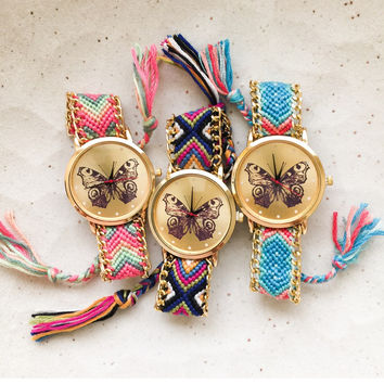 Butterfly Friendship Watches #W75
