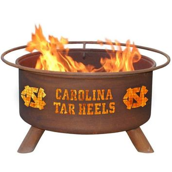 North Carolina Steel Fire Pit by Patina Products