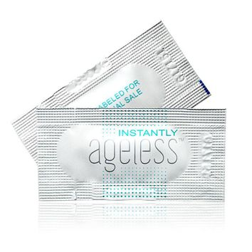 1set=50Sachets jeunesse instantly ageless argireline eye cream for eye bags puffy eyes remove Anti aging anti wrinkle eye serum
