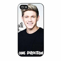 one direction niall horan sign cases for iphone se 5 5s 5c 4 4s 6 6s plus