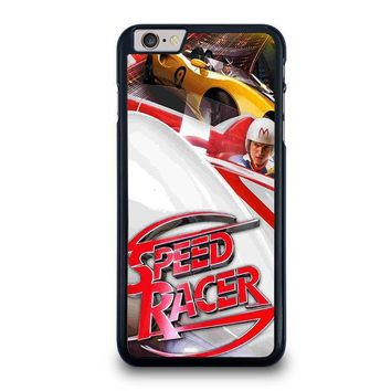 speed racer on race iphone 6 6s plus case cover  number 2