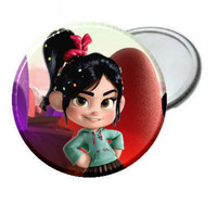 Mirror - Wreck It Ralph Cute Vanellope