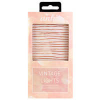 Extra Long Vintage String Lights