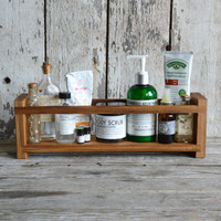 Large Apothecary Caddy made of Reclaimed Cypress