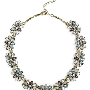BaubleBar Alouette Crystal Collar Necklace | Nordstrom