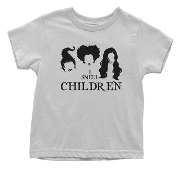 I Smell Children Halloween Toddler T-Shirt