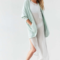 Silence + Noise Bobby Cozy Cocoon Cardigan - Urban Outfitters