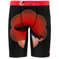 Ethika Men's Ca$h Mirror The Staple Fit Boxer Brief Underwear