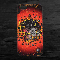 End of the World Explosion iPhone 4 and 5 Case