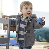 Baby Coat Winter Baby Boy Clothes Children Clothing Fashion Infant Baby Jackets Kids Clothes Outerwear