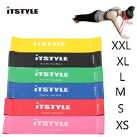 Fitness Training Elastic Resistance Bands