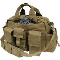 Tactical Response Bag Color: Tan