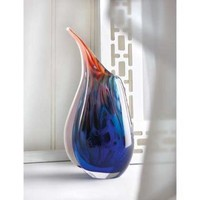 Decorative Dreamscape Art Glass Vase