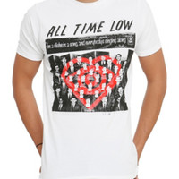 All Time Low Class Photo T-Shirt