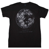 Coldplay Sky Full of Stars T Shirt