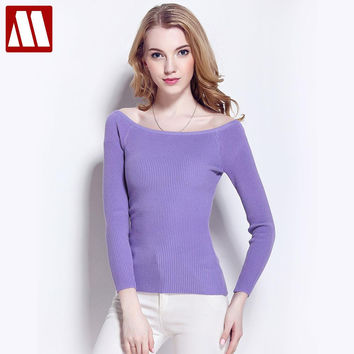 New arrival women's Sweater Wool Sweater Female