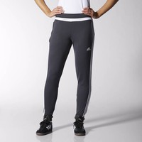 adidas Tiro 15 Training Pants - Grey | adidas US