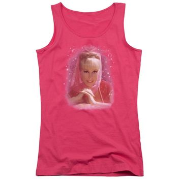 I Dream Of Jeannie - Sparkle Juniors Tank Top