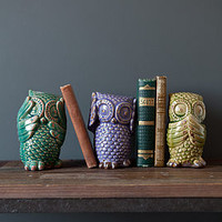 See No Evil Hear No Evil Owls
