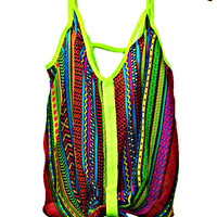 TRIBAL STRAPPY SUNTOP