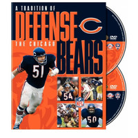 Nfl A Tradition Of Defense - The Chicago Bears