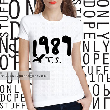 Taylor Swift 1989 Tee Shirt