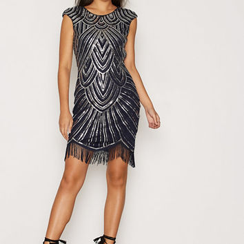 Sequin Cocktail Dress, NLY Eve