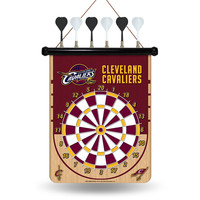 Cleveland Cavaliers NBA Magnetic Dart Board