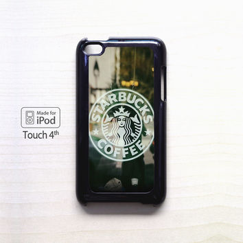 Starbuck coffee for Ipod 4/Ipod 5 apple case