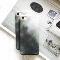 Creative Space Starry Night Iphone 7 7Plus &6 6S Plus Cover Case