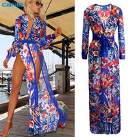 Floral Me Beach Cover Up