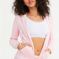 Juicy Couture For UO Robertson Hoodie Jacket - Urban Outfitters