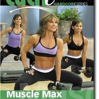 Cathe Friedrich's Muscle Max w/ Free Resistance band