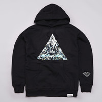 Flatspot - Diamond Trillian Hooded Sweatshirt Black