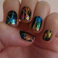 Ideas for nail art designs - nail art nail polish on we heart it / visual bookmark #16239964
