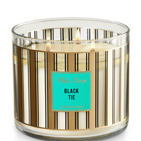 BLACK TIE3-Wick Candle