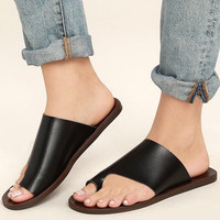 Blowfish Dall Sandal - Black
